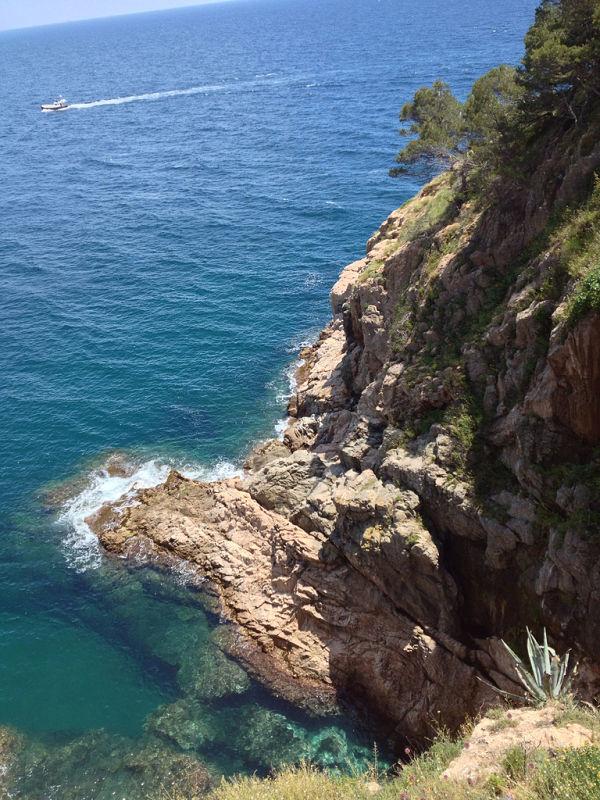 tossa mar naturaleza