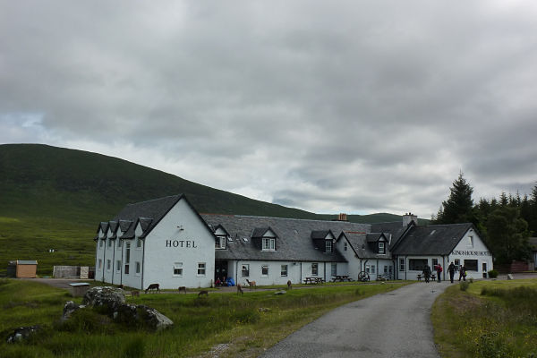 West Highland Way Kingshouse