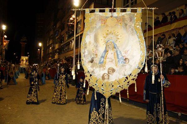 semana santa Lorca El Reflejo
