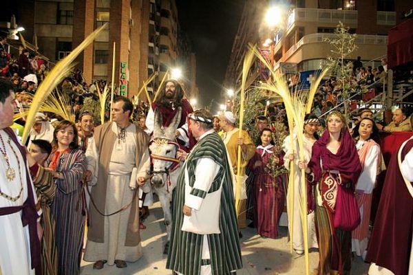 semana santa Lorca domingo Ramos
