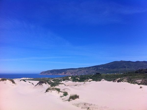 dunas guincho portugal