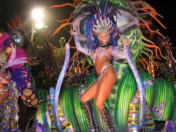 Samba La Danza Brasileña Por Excelencia