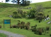 Matamata Hobbit Nueva Zelanda