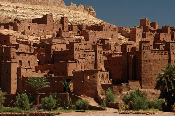 Ouarzazate Marrakech Desierto Marruecos