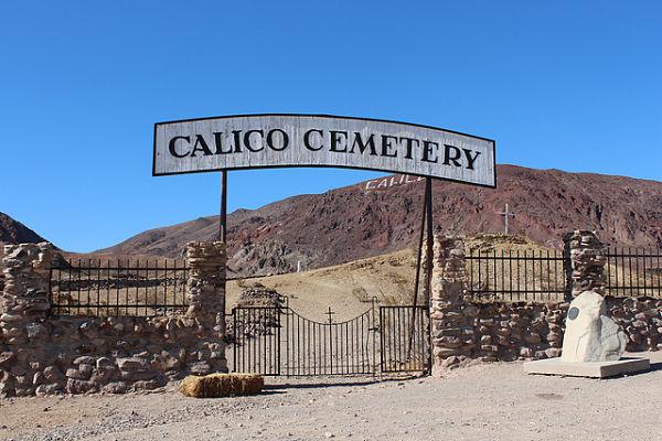 calico cementerio