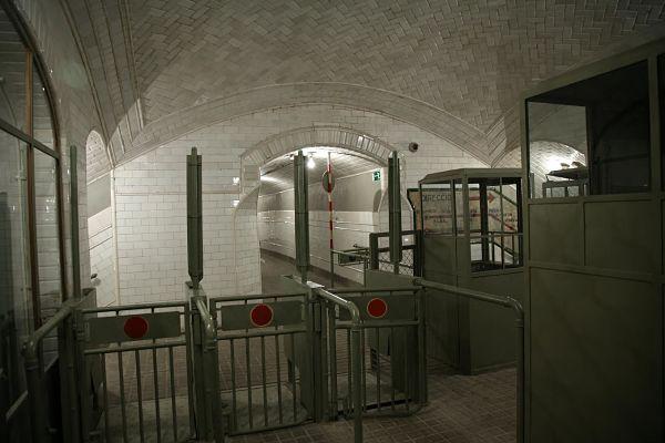 chamberi madrid metro