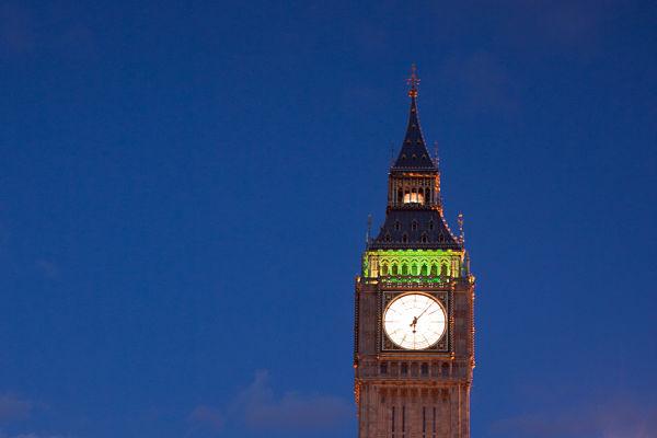 tradiciones fin de año Reino Unido