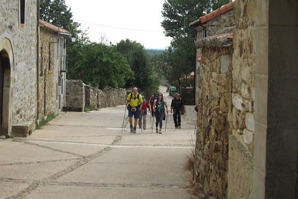 Camino de Santiago conocer España